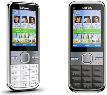 Nokia C5: Thêm lựa chọn giá mềm - 1