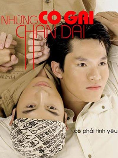 Những cặp đồng tính nam gây sốt màn ảnh Việt - 4