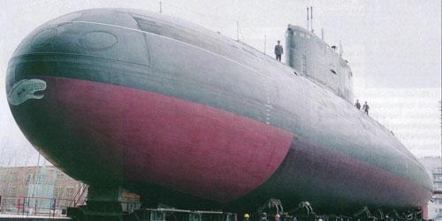 Tiết lộ tàu ngầm hiện đại nhất của Nga - 1