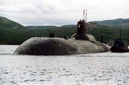 Tiết lộ tàu ngầm hiện đại nhất của Nga - 2