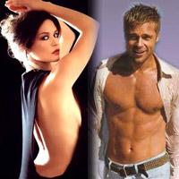 """Catherine Zeta-Jones khó """"bơ"""" trai đẹp"""