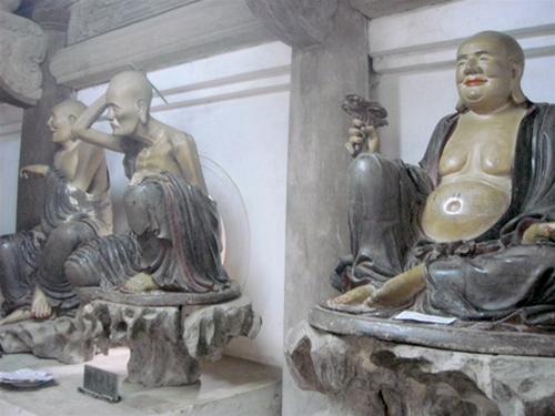 Vãn cảnh chùa Tây Phương - 5