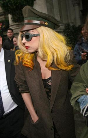 """Lady Gaga sợ """"thất truyền"""" sự quái dị - 3"""