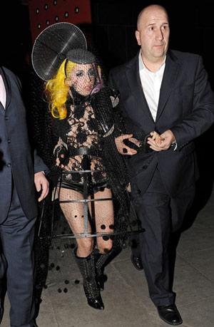 """Lady Gaga sợ """"thất truyền"""" sự quái dị - 6"""
