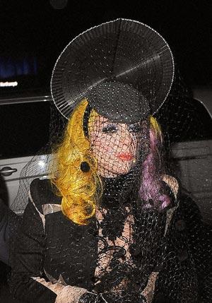 """Lady Gaga sợ """"thất truyền"""" sự quái dị - 7"""