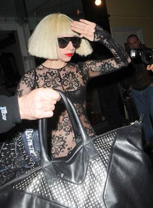 """Lady Gaga sợ """"thất truyền"""" sự quái dị - 12"""