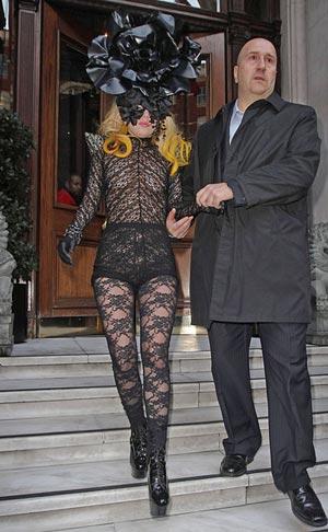 """Lady Gaga sợ """"thất truyền"""" sự quái dị - 10"""