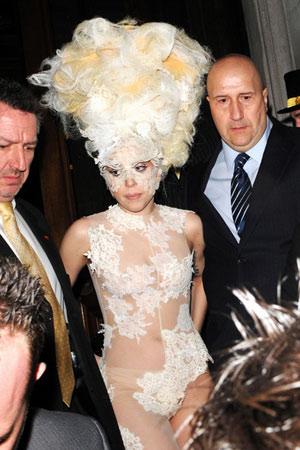 """Lady Gaga sợ """"thất truyền"""" sự quái dị - 15"""