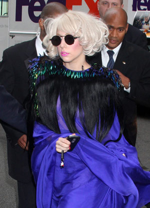 """Lady Gaga sợ """"thất truyền"""" sự quái dị - 13"""