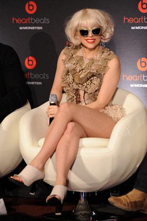 """Lady Gaga sợ """"thất truyền"""" sự quái dị - 14"""