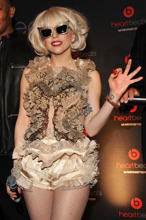 """Lady Gaga sợ """"thất truyền"""" sự quái dị - 16"""