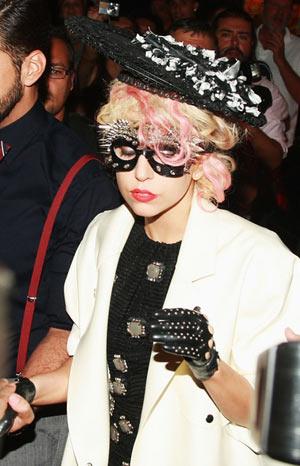 """Lady Gaga sợ """"thất truyền"""" sự quái dị - 17"""