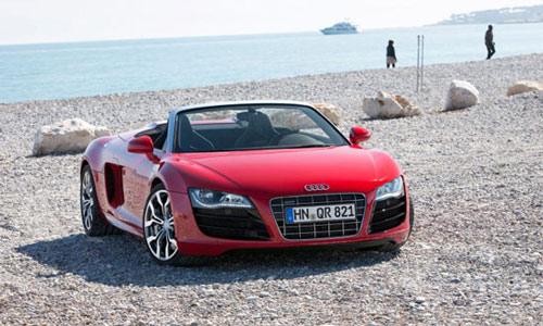 Audi R8 Spyder 5.2 FSI V10 2011: Lãng tử trong thế giới tốc độ - 6