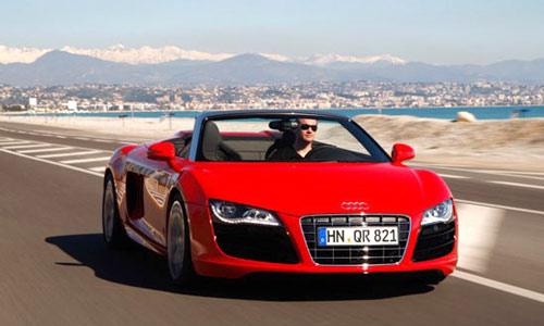 Audi R8 Spyder 5.2 FSI V10 2011: Lãng tử trong thế giới tốc độ - 7