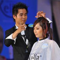 Lễ giỗ tổ ngành tóc Việt Nam và cuộc thi tìm kiếm tài năng tạo mẫu tóc lần 4 năm 2010