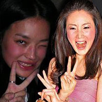 Minh tinh say xỉn cũng 'cá tính'