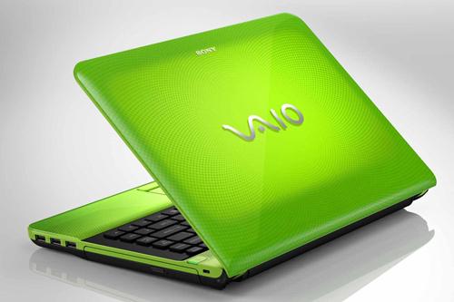 Sony giới thiệu 2 mẫu mới của dòng laptop VAIO E - 1