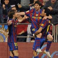 Siêu bàn thắng của Messi trong 10 bàn thắng đẹp nhất sân cỏ thế giới (tuần 15-21/3)