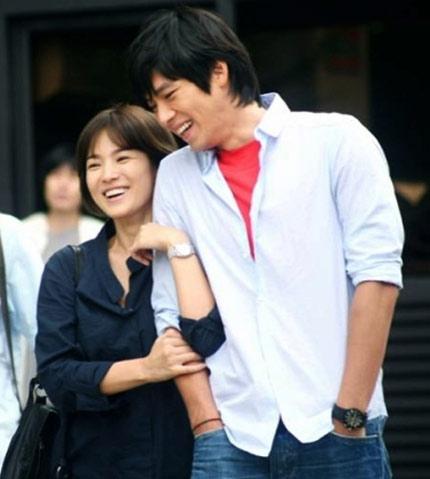 """Song Hye Kyo """"dứt tình"""" Hyun Bin? - 4"""
