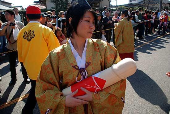 Lễ hội của quý tại Nhật Bản 7
