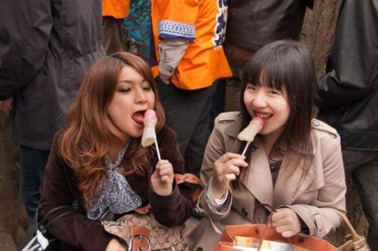 Lễ hội của quý tại Nhật Bản 11