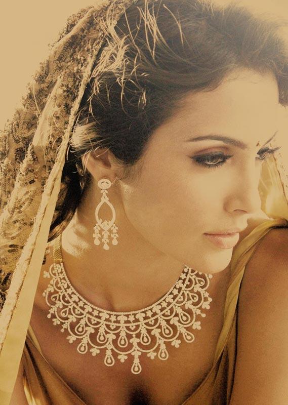 Video: Huyền bí váy cưới Ấn Độ - 9