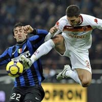 Roma  Inter: Ngng ca SINH - T