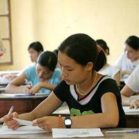 Cấu trúc đề thi tốt nghiệp, ĐH, CĐ môn Tiếng Anh (Trắc nghiệm)