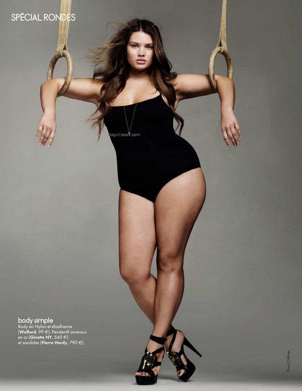 Những bà béo hãy tự tin vui sống! - 11
