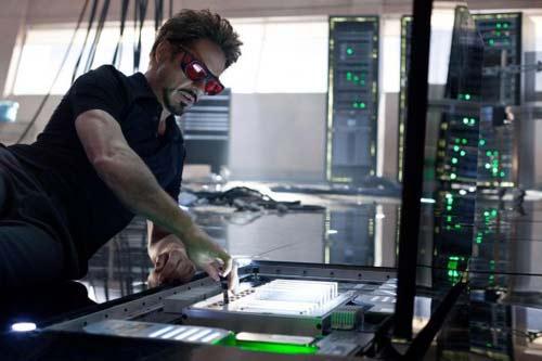 Iron Man 2 lộ hình ảnh và trailer hàng khủng - 2