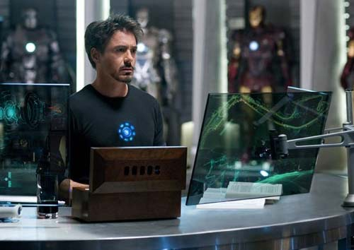 Iron Man 2 lộ hình ảnh và trailer hàng khủng - 3