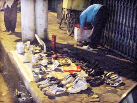 Thâm nhập chợ đồ cũ Hà Thành