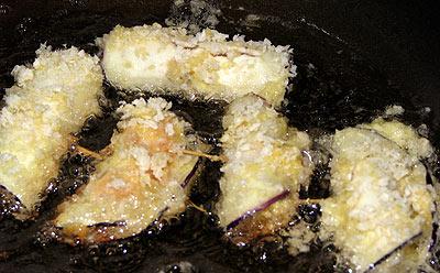 Cà tím cuộn thịt chiên xù - 6