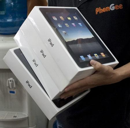 iPad về Việt Nam với giá bao nhiêu? - 2