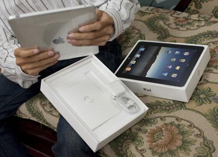 iPad về Việt Nam với giá bao nhiêu? - 4