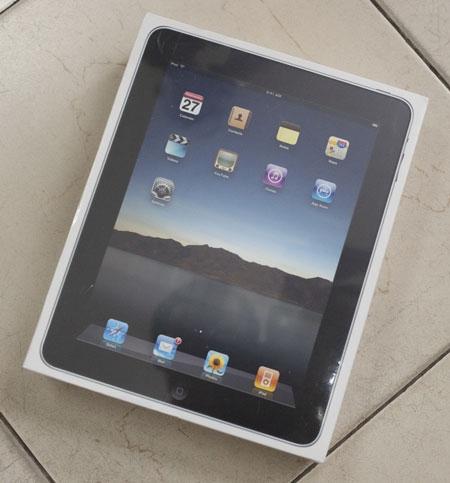 iPad về Việt Nam với giá bao nhiêu? - 3