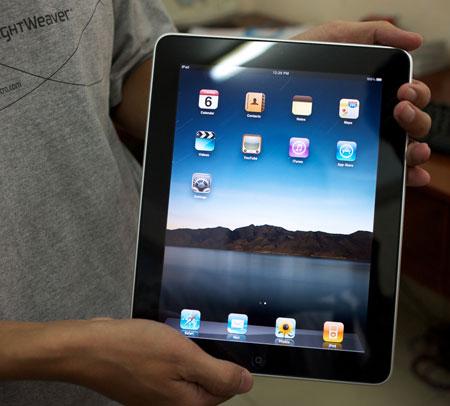 iPad về Việt Nam với giá bao nhiêu? - 5