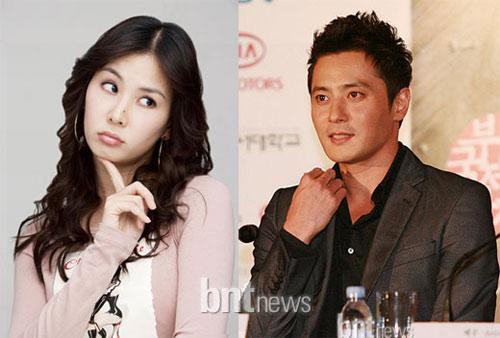 """Jang Dong Gun và Go So Young """"ăn cơm trước kẻng""""? - 2"""