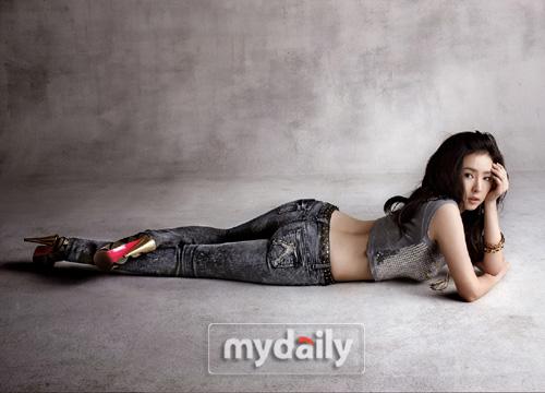 Ai là đệ nhất mỹ nhân jean xứ Hàn? - 19