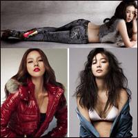 Ai là đệ nhất mỹ nhân jean xứ Hàn?