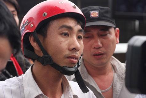 Cận cảnh vụ cháy lớn ở Hà Đông - 11
