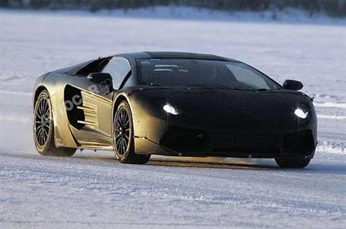 Lại xuất hiện hình ảnh Lamborghini Murcielago mới - 1