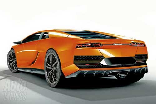 Lại xuất hiện hình ảnh Lamborghini Murcielago mới - 3
