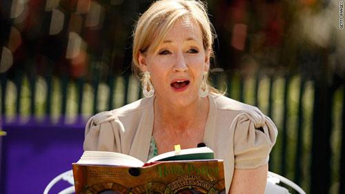 J. K. Rowling hé lộ phần tiếp theo của Harry Potter - 1