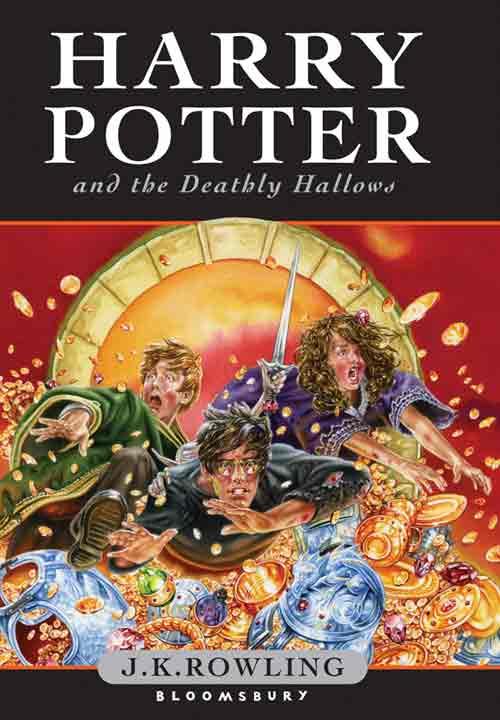 J. K. Rowling hé lộ phần tiếp theo của Harry Potter - 2