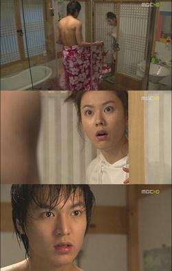 """Nóng mắt xem sao Hàn """"tắm"""" trong phim - 3"""