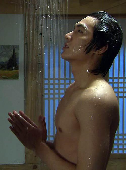 """Nóng mắt xem sao Hàn """"tắm"""" trong phim - 5"""