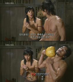 """Nóng mắt xem sao Hàn """"tắm"""" trong phim - 9"""