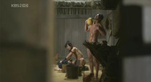 """Nóng mắt xem sao Hàn """"tắm"""" trong phim - 11"""
