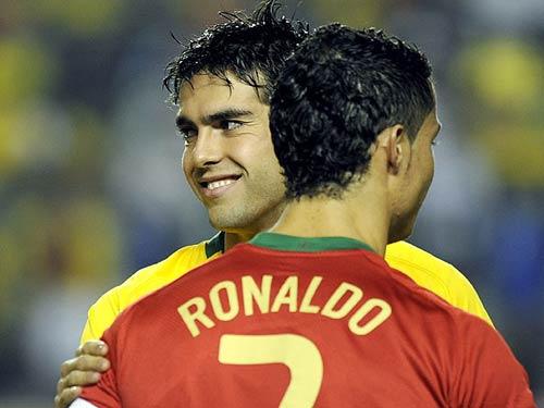 Cristiano Ronaldo - Ma thuật của Brazil Châu Âu (Ngôi sao nào sẽ tỏa sáng tại World Cup 2010 - P2) - 3
